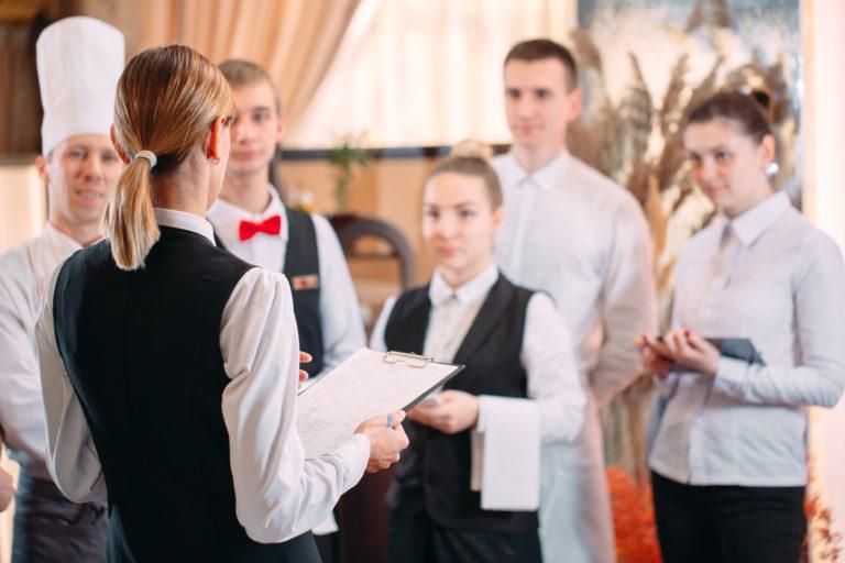 Ausbildung zur Hotelfachfrau oder zum Hotelfachmann