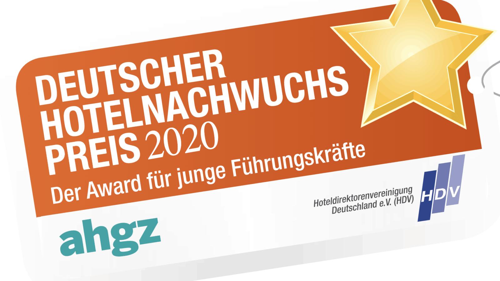 Deutscher Hotelnachwuchspreis 2020