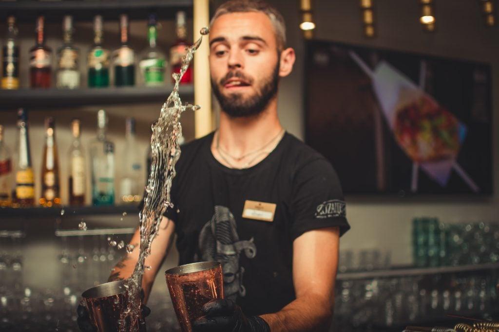 Prüfung zum Barkeeper
