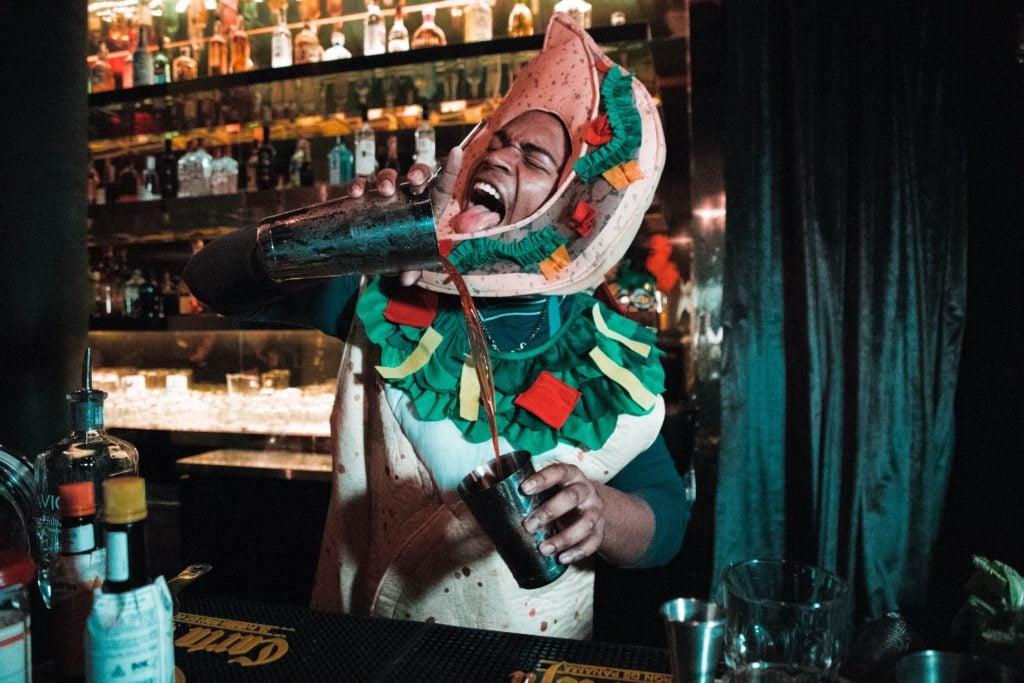 Was genau macht ein Barkeeper?
