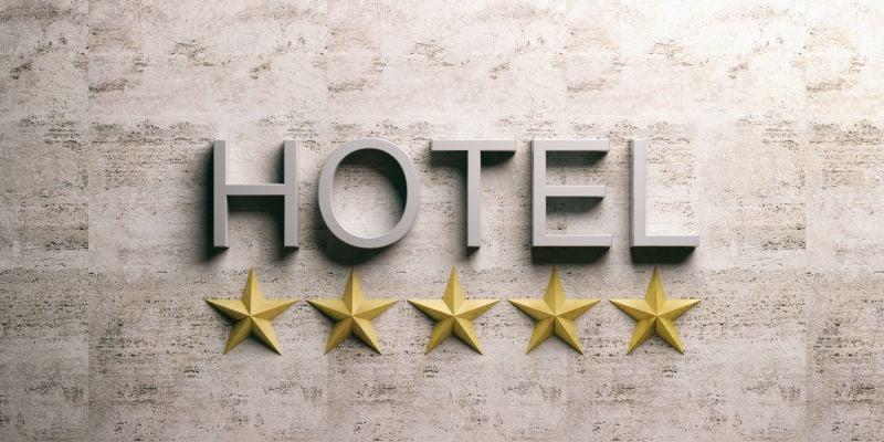 Klassifizierung von Hotels