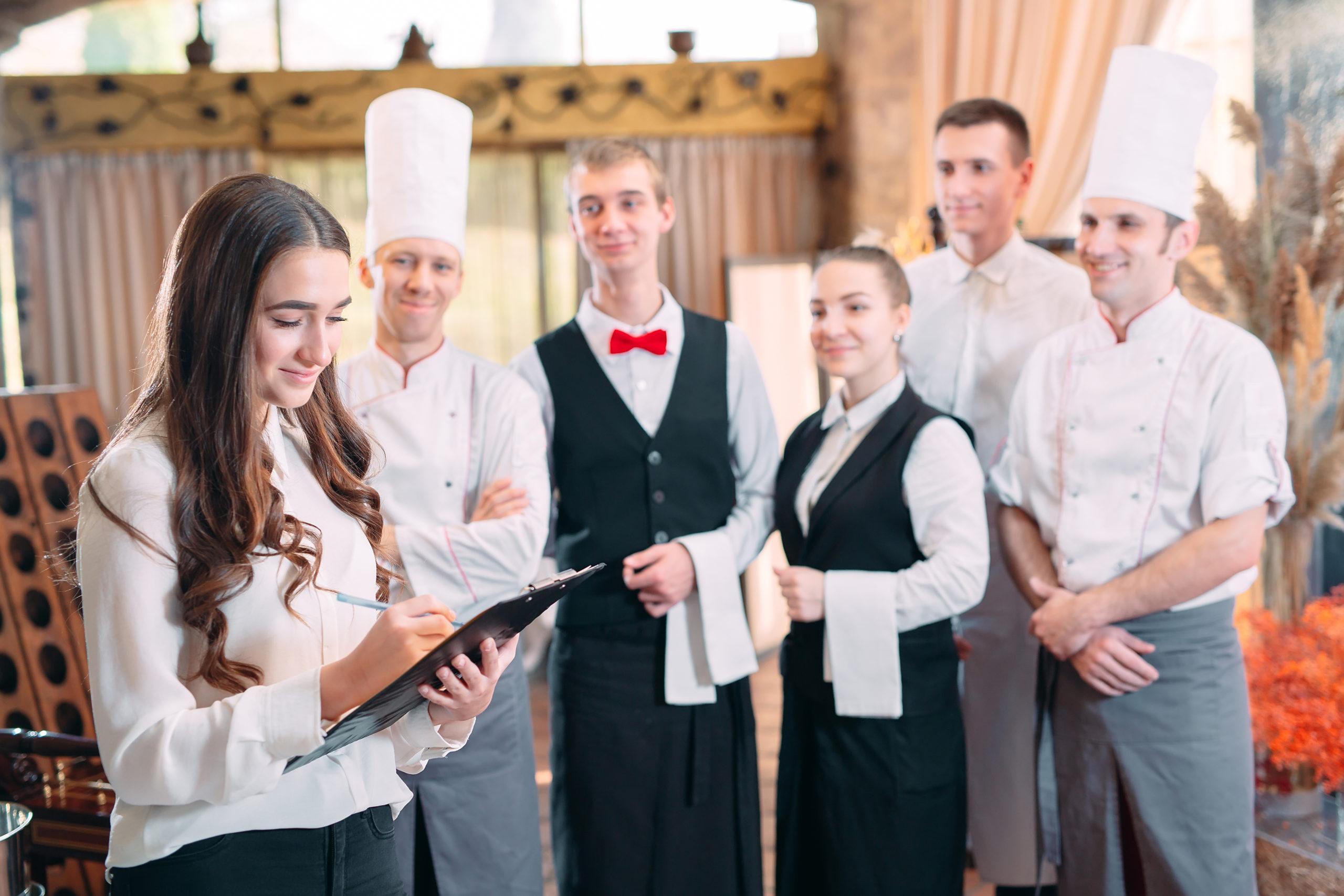 Guide zur Berufsausbildung Hotelfachfrau und Hotelfachmann