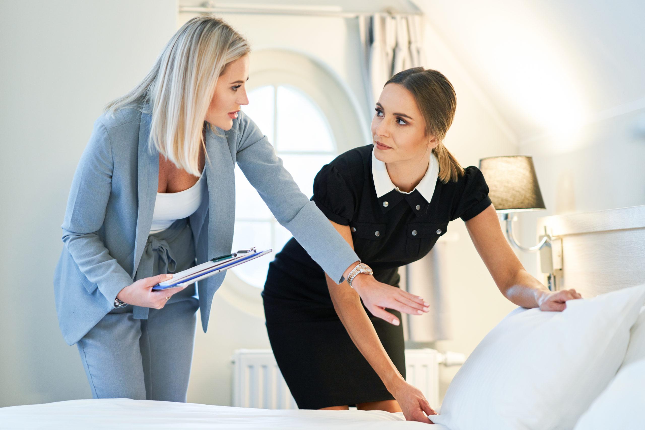 Housekeeping im Hotel – Aufgaben & Karriere