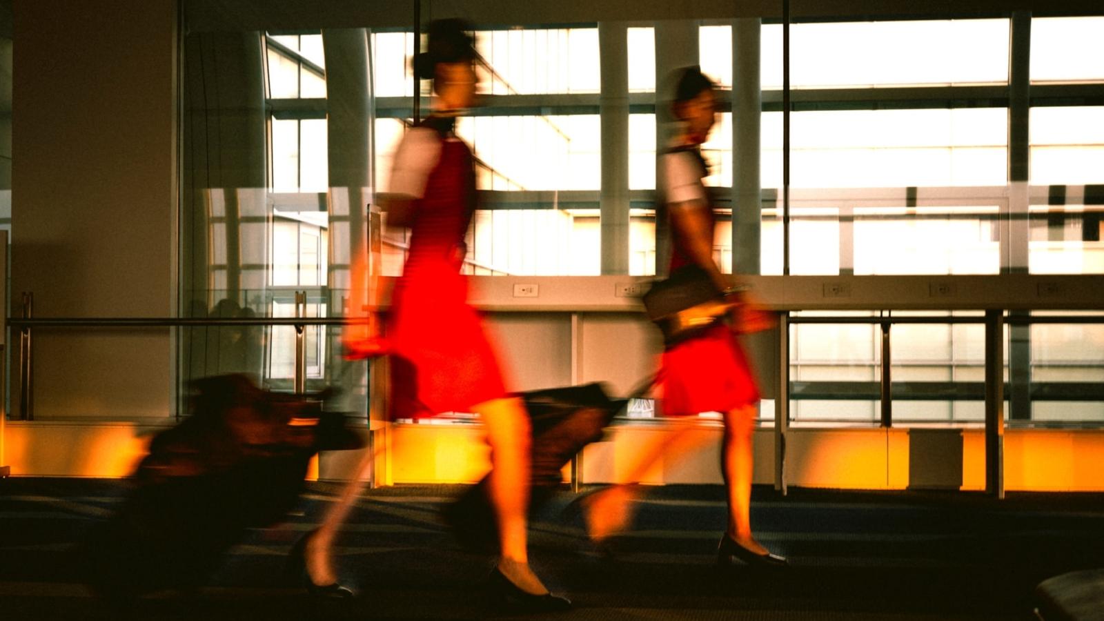 Stewardess - der Traumberuf als Flugbegleiterin?
