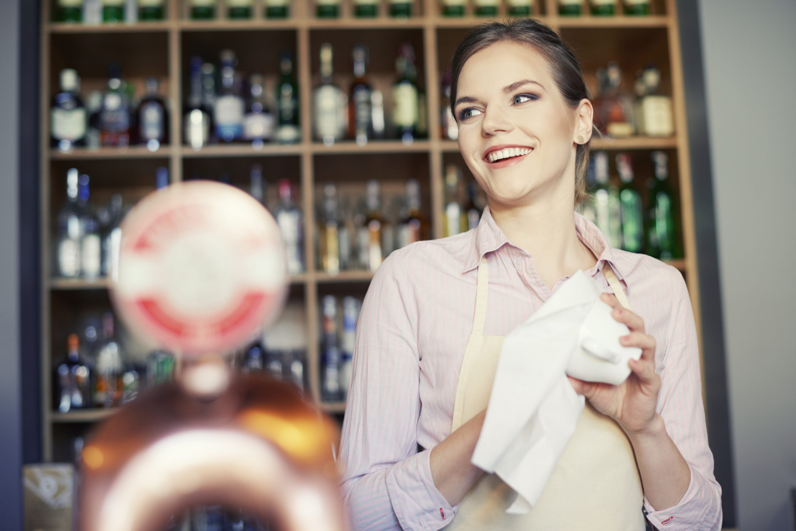 Inhalte der Ausbildung zum Restaurantfachmann