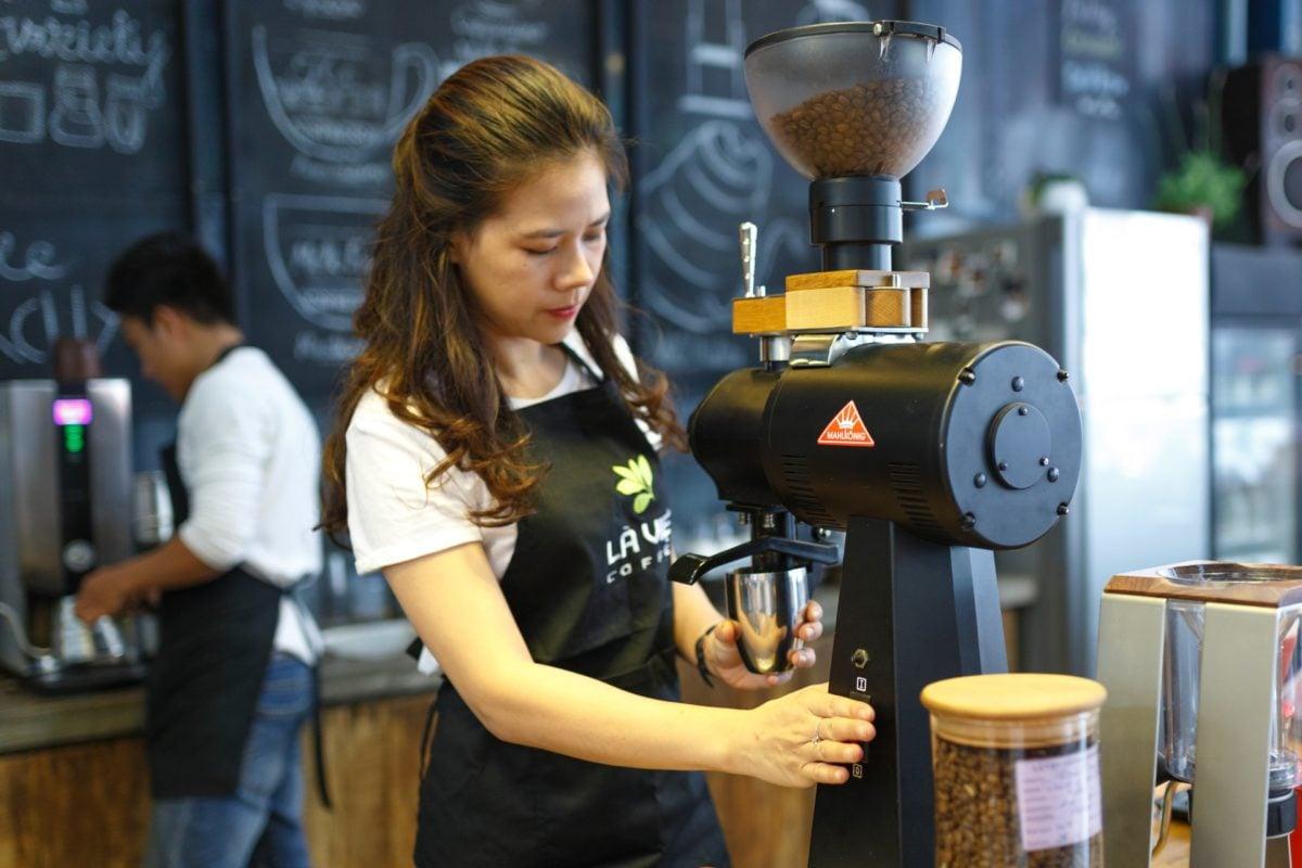Barista – Die Kaffeeprofis am Werk!