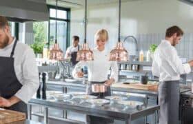 Küchenbrigade – welche Chefs sind in der Küchenhierarchie?